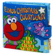 Elmo&#39;s Christmas Countdown (soft book)