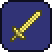 Gold Broadsword crafting