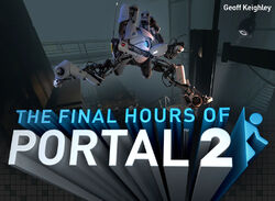 Final hours of portal 2 cover