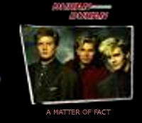 A matter of fact duran duran