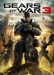Gears of War 3 box artwork