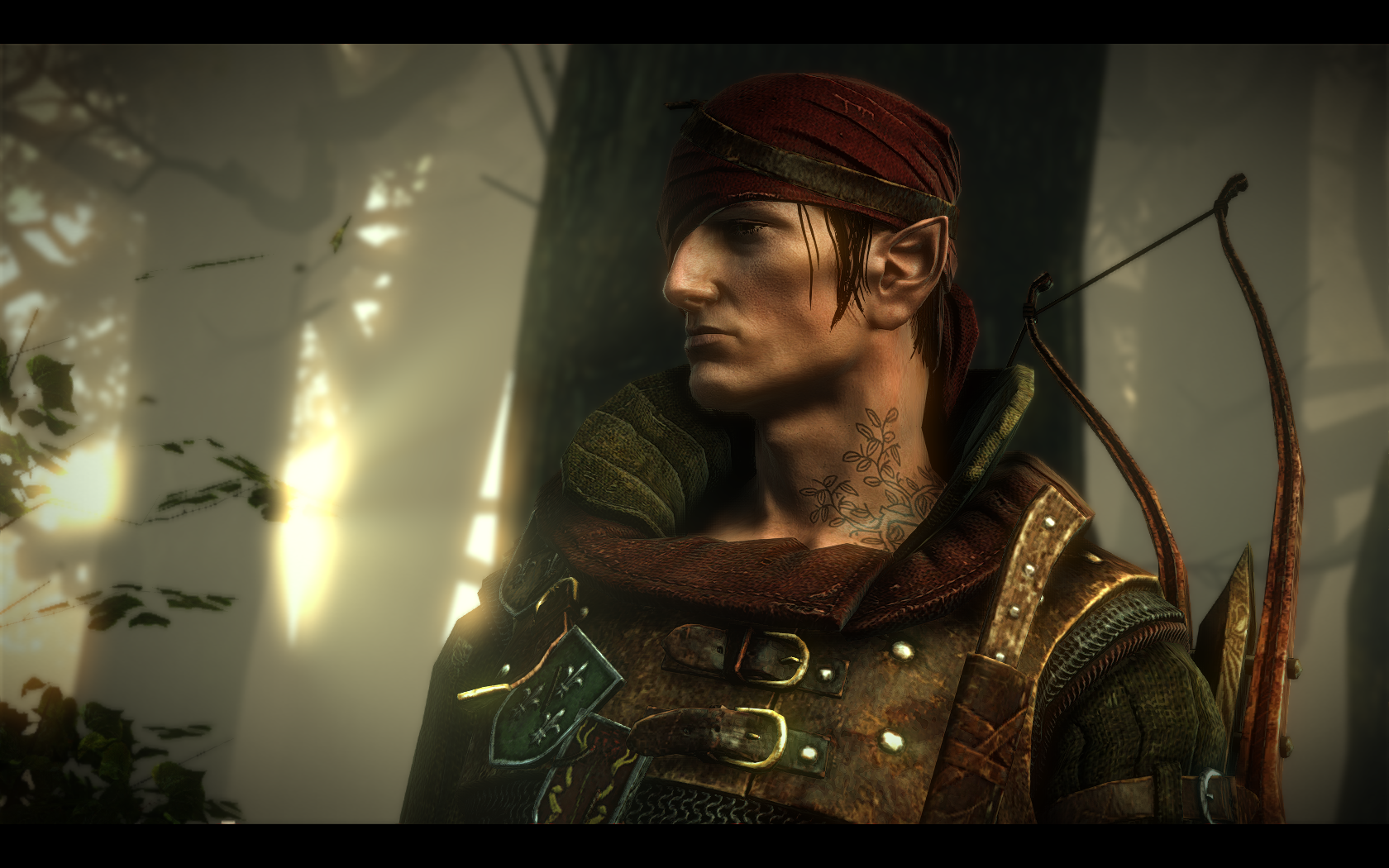Why does Iorveth have lilies on his clothing? | Forums - CD