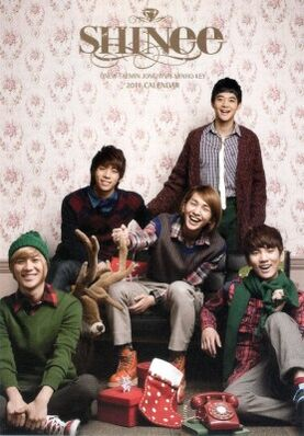 278px-Shinee 2011 calendar