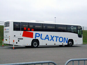Plaxton Paragon demonstrator