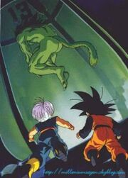 GotenTrunksFindsBioBroly