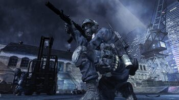 Sas MW3