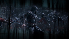Ezio In Battle