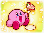 Kirby and Cake