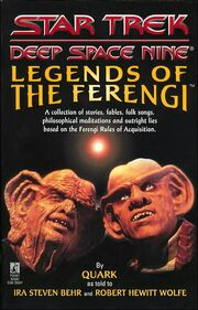 Legends of the Ferengi cover