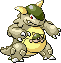 Kangaskhan Shiny RS