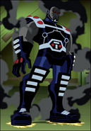 Darkseid (Brainiac Merged)