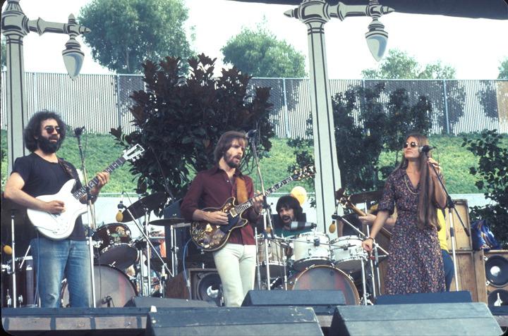 October 9, 1977 Oakland Stadium