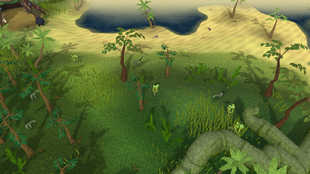 Herblore Habitat north camp