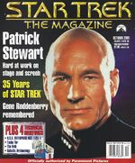 Star Trek The Magazine volume 2 issue 6 cover