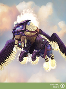 World of Warcraft® Mount Winged Guardian