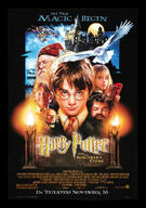 Harry potter and the sorcerer&#39;s stone poster