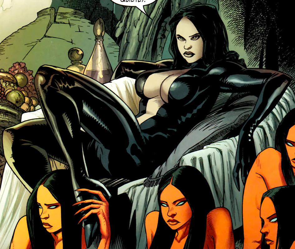 Lucifer Marvel: Satana Hellstrom (Earth-616)