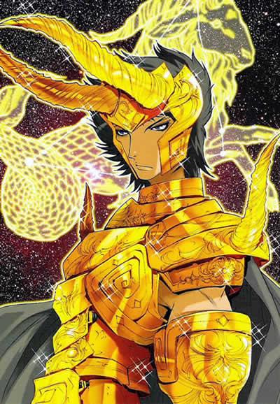 EPISODE G - Enciclopedia dei personaggi - GOLD SAINT - Capricorn Shura