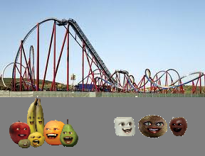 Thegangatsixflagsmagicmountain