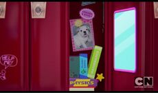 Inside Anais' Locker