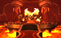 Ragnaros Firelands