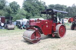 Fowler no. 18672 - Motor roller - 272 XUF at Bill Targett rally 2011 - IMG 4658