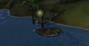 Draynor dock