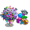 Giant Confetti Tree-icon