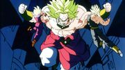 Broly Vs Trunks and Gohan