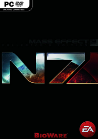 Mass Effect 3 - PC Cover Collectors Edition