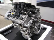 BMW S65 Engine Model