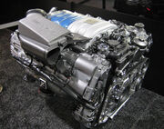 Mercedes-Benz M156 Engine 02