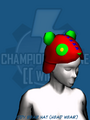 Teddy Bear Hat (Head Wear)