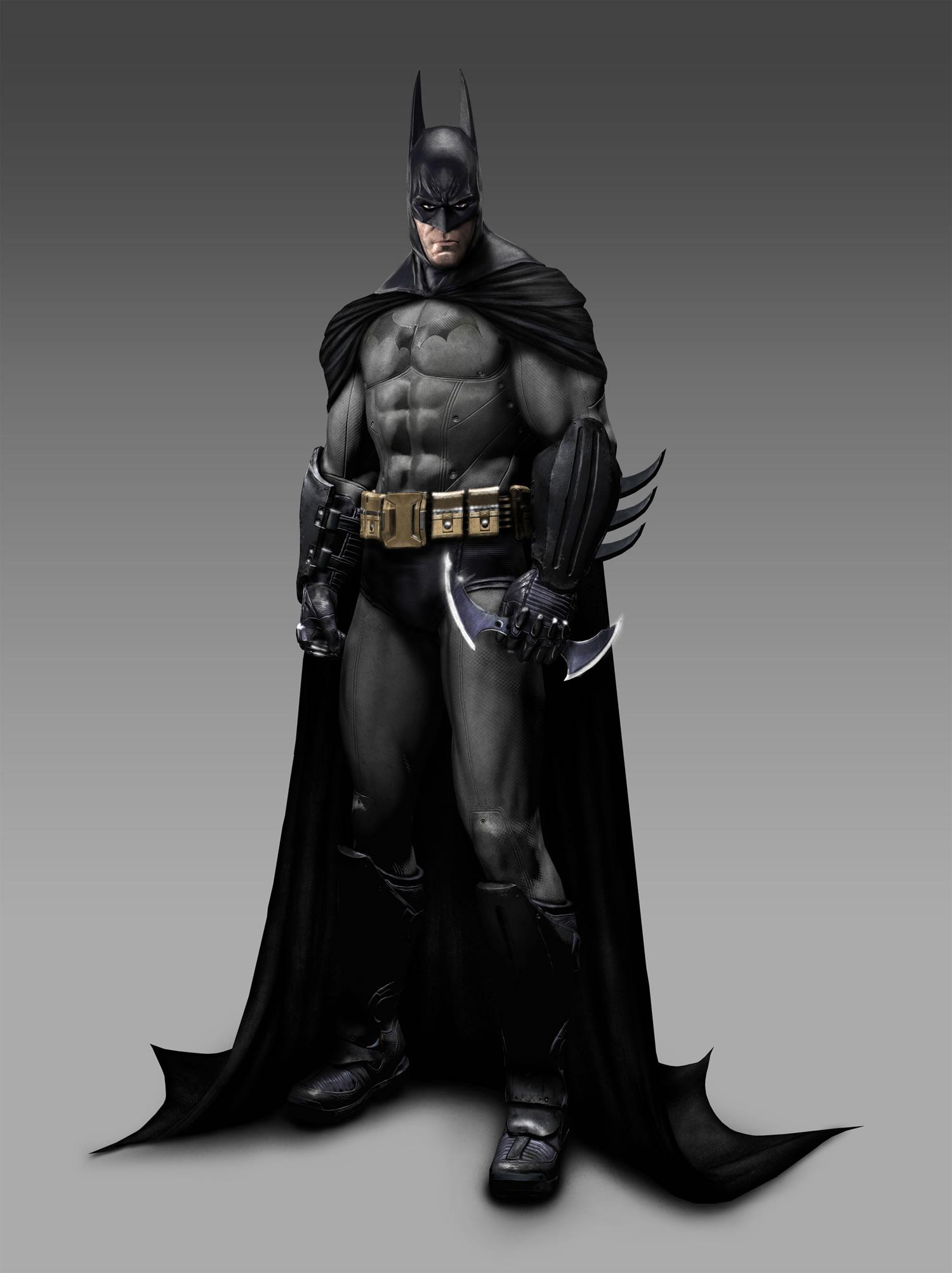 Batman (Arkhamverse) - Batman Wiki
