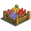 Flower Bed (Birthday Countdown)-icon