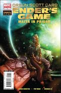 Ender's Game Mazer in Prison Vol 1 1