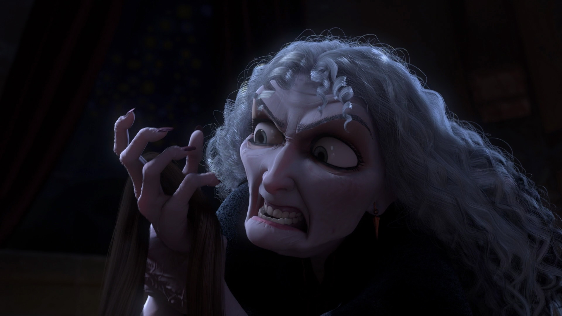 Tangled Mother Gothel