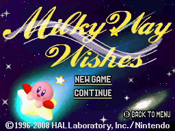 Kirby Super Star Ultra How To Get Milky Way Wishes 77