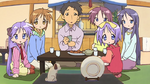 LuckyStar-HiiragiFamily