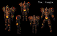 Tier 12 Warrior Armor