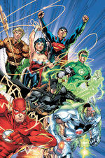 Justice League 0001
