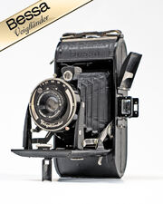 Bessa Voigtlander 4 by Ryan Warner