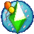 The Sims 2 Celebration! Stuff Icon
