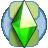 The Sims 2 Teen Style Stuff Icon