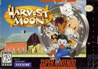 Harvestmoon boxart