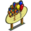 Giant Balloon Tree Mastery Sign-icon