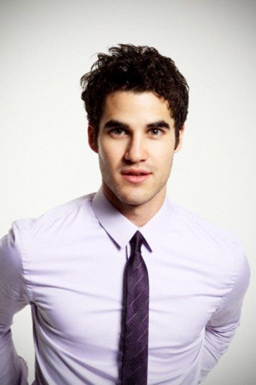 Darren Criss glee University of Michigan San Francisco Blaine Anderson