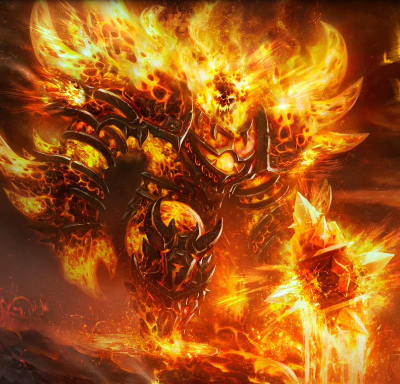 Ask a question to the next user's post VI - Page 2 Ragnaros_the_Firelord