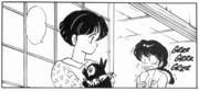 Ranma's anger grows