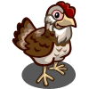 Faverolles Chicken-icon